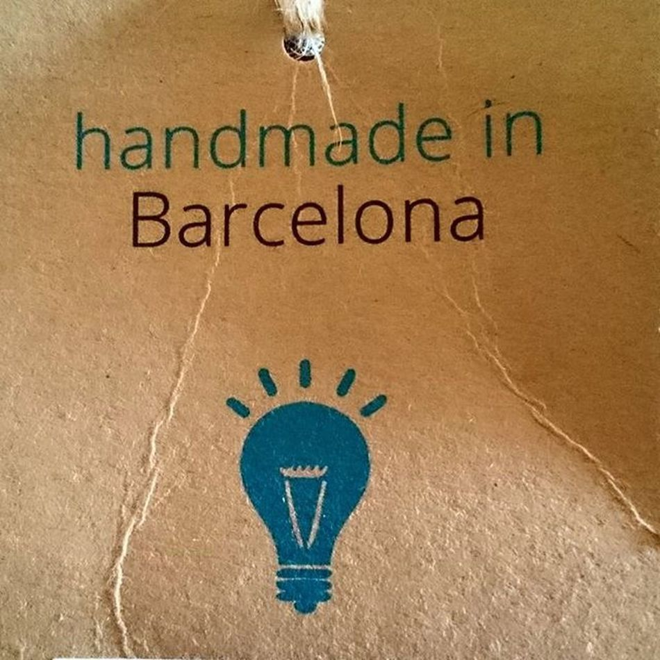 Made in BCN. Made In Barcelona MADE IN  Barcelona Catalonia Handmade Handmade In Barcelona