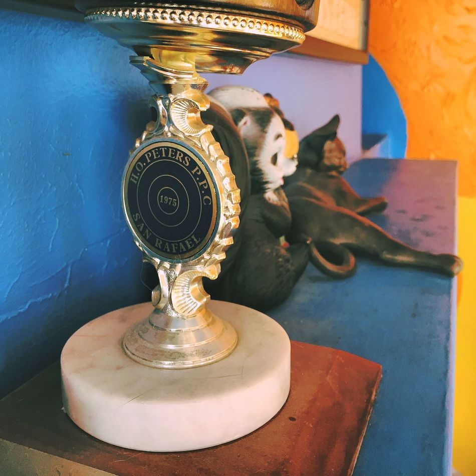 Mantle Piece IPhoneography Iphone 6 Blue House