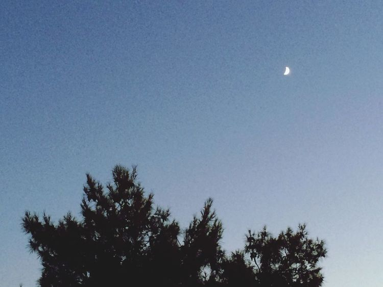 Hello World Relaxing Moon Shots Sky_collection