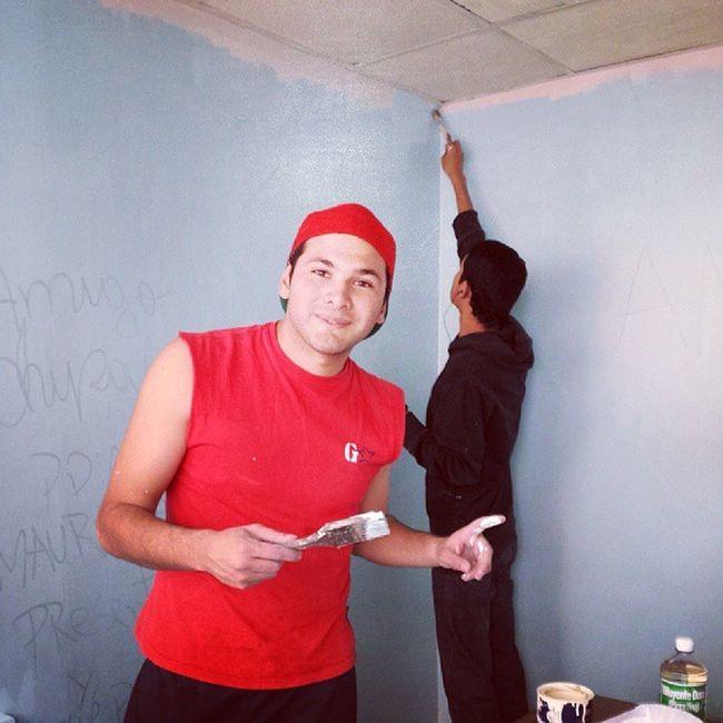Ahi ramon pintando xd Pintando Ceiia Unap