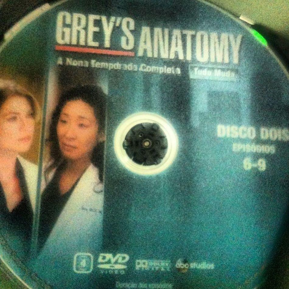 Grey's Anatomy ❤ Season 9, Ep. Second Opinion Meredith Grey Sandraoh Ellenpompeo greysanatomy drama seattlegrace friends bff best serie girls surgeon sawbones medico doctors
