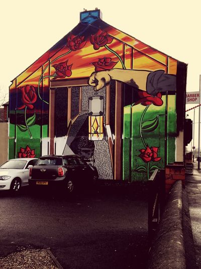 Mural Buildings Streetphotography Mural Art