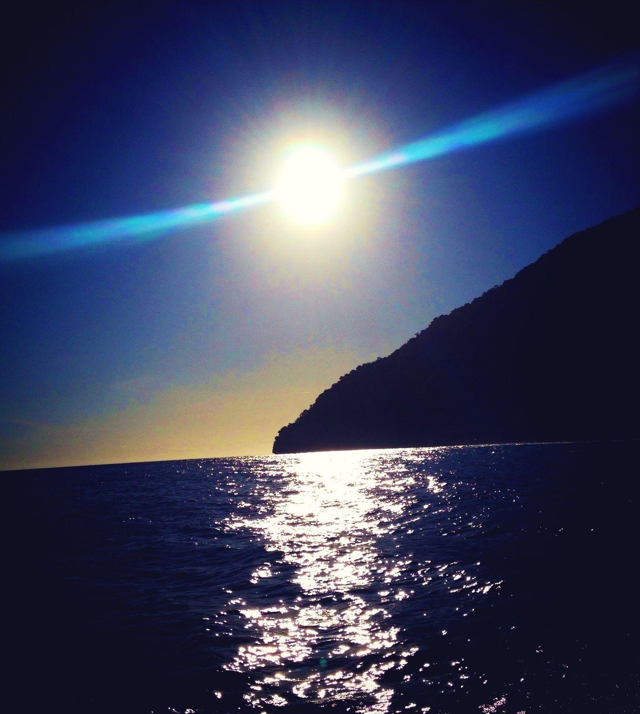 Exotic sunset on South Buru Island, Maluku Taking Photos Popular Photos Enjoying Life Late Post