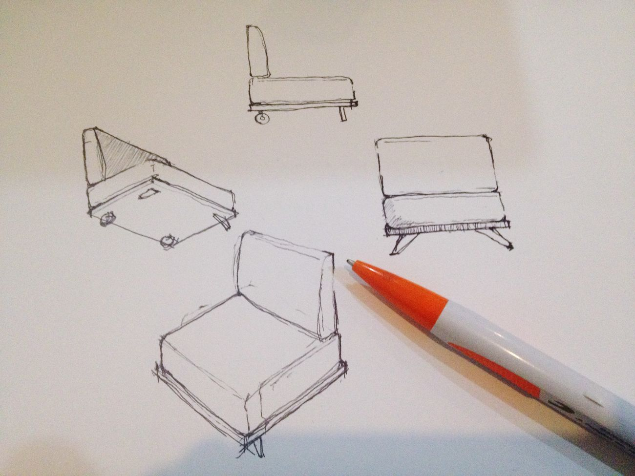 k a n g e n 😔 Sketching Drawing Chair Sofa Art Check This Out Doodling Jheffryswid Design Hello World Interior Design