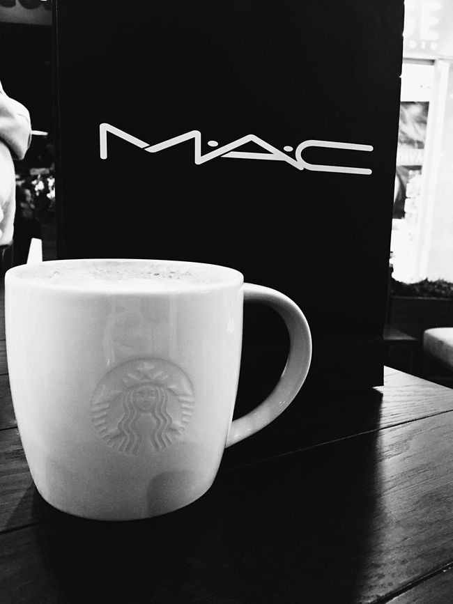 Cafe Latte Fashion Mac Cute