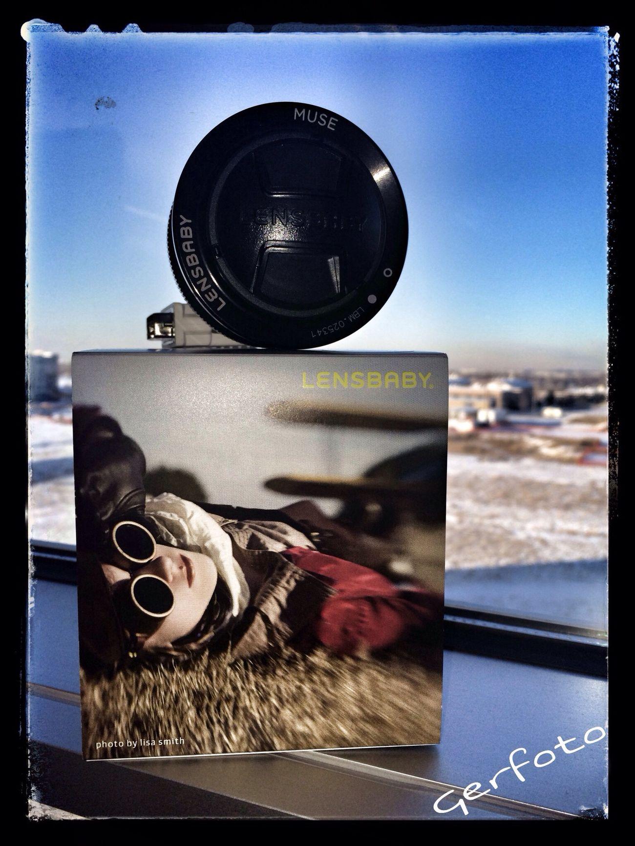 My Xmas Gift. LensBaby Christmas Gift Lens Baby