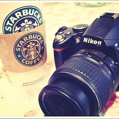 Taking Photos Starbucks ❤