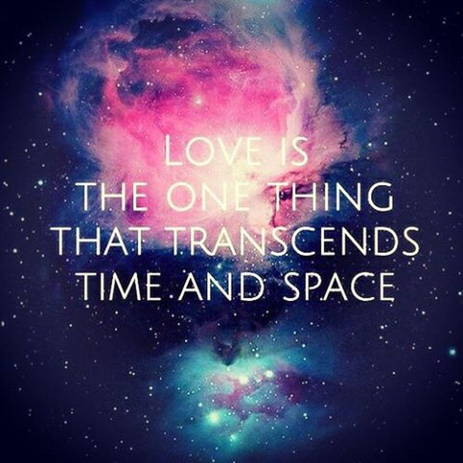 Qotd Feelinspired Loveisabsolute Interstellarquote