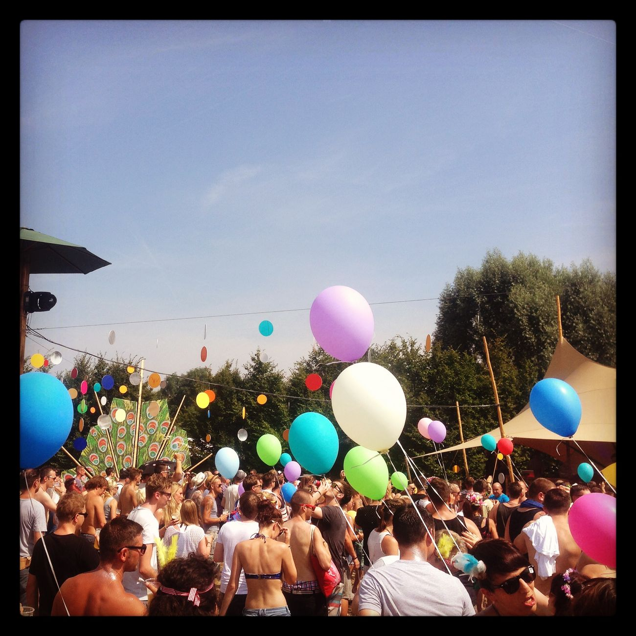 TH!NK? OpenAir Think Festival Festival Ballons Open Air
