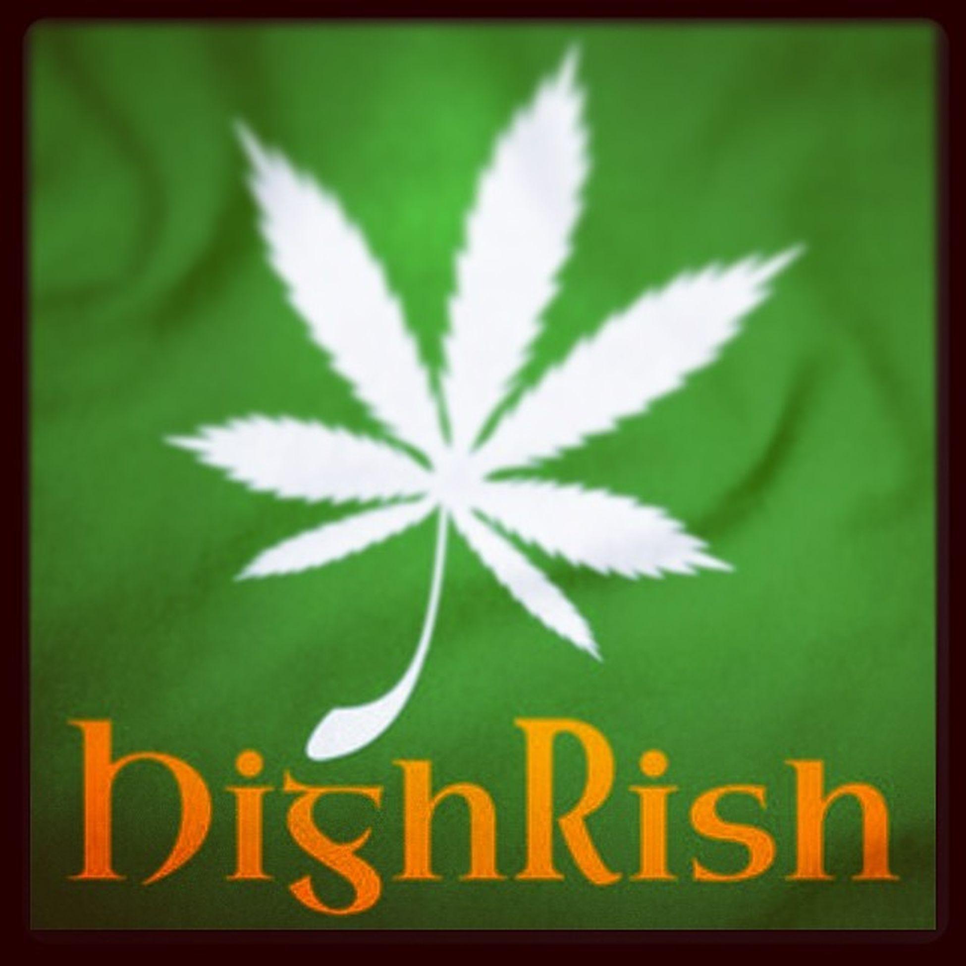 Happy St.Patrick's Day I gotta say, I always knew I was Highrish LOL Wakeandbake 420 stnrs stpatricksday