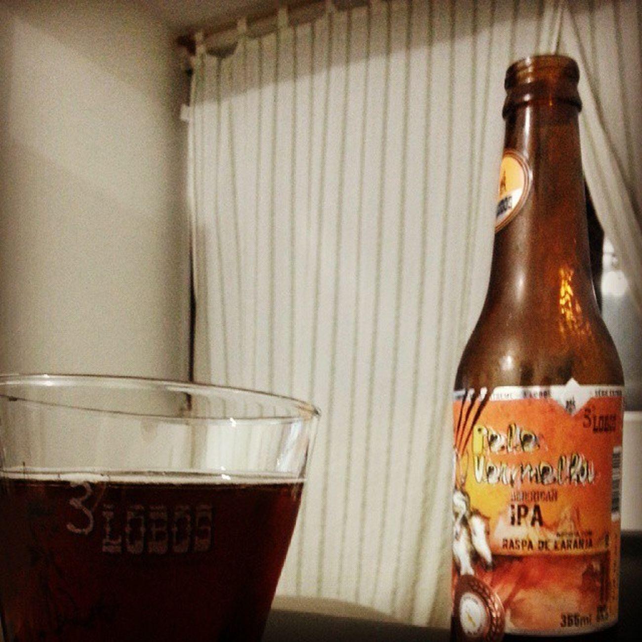 Sábado novo, cerveja nova! ;) 3lobos