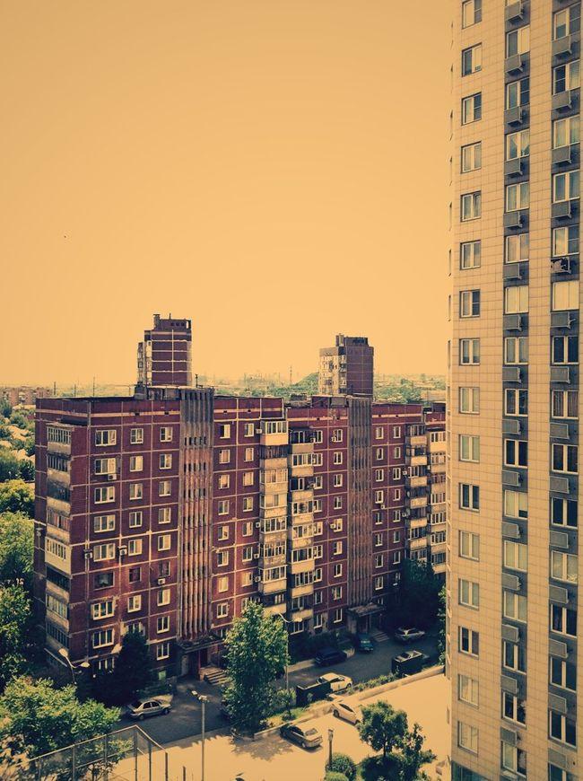 Architecture Building Sky Urban Geometry
