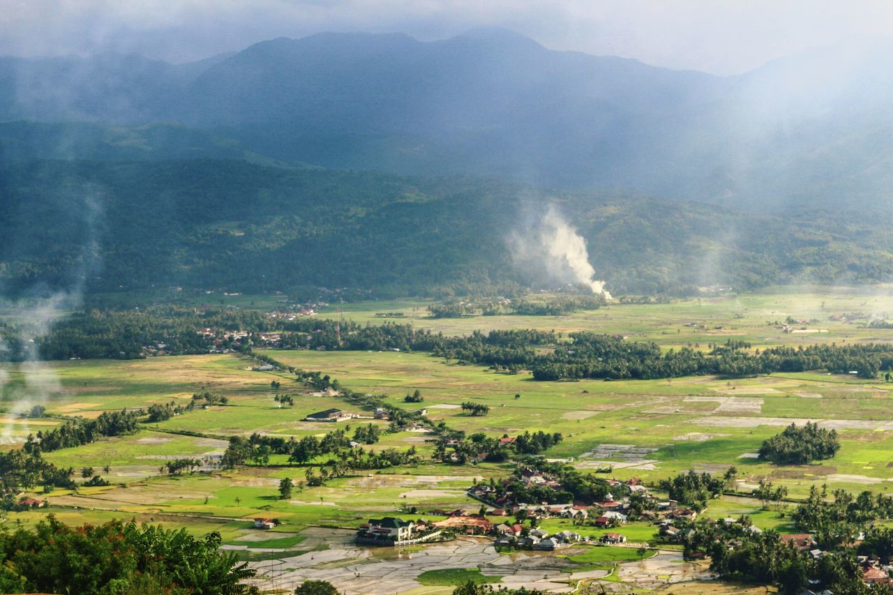 The valley... Betterlandscapes Nature Landscape Outdoors Wonderfulindonesia Photography