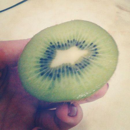Kiwi Frutas Sano Comer Hambre