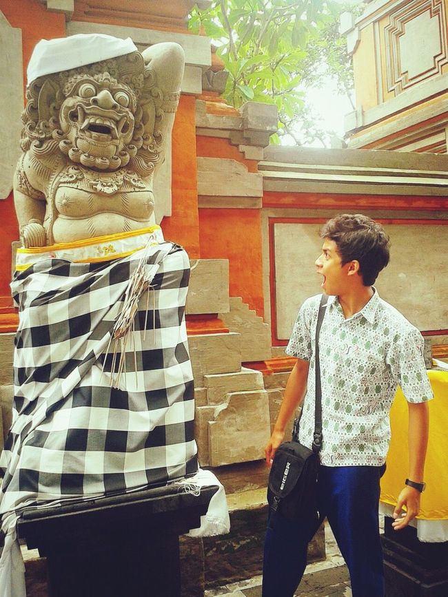 W for WOW! Holidays In Bali Exploreindonesia Cutural Arts
