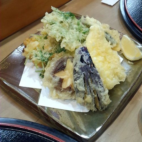 無性に天ぷらを食べたくなる事はありませんか?
