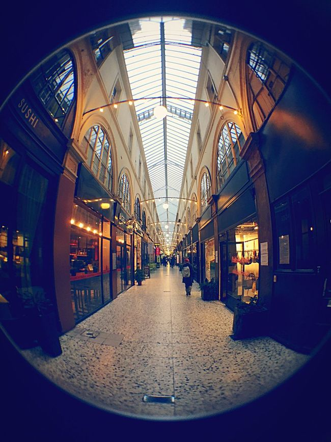 Vanishing Point Check This Out IPhoneography Paris Urbanphotography
