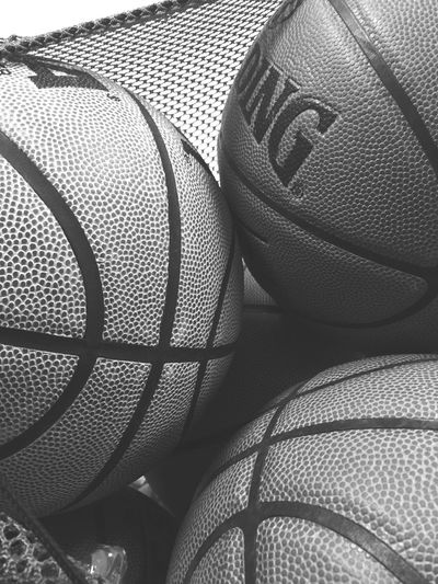 Practice Close-up Pattern No People Indoors  Day Balls Kent Ohio Sports Sports Photography