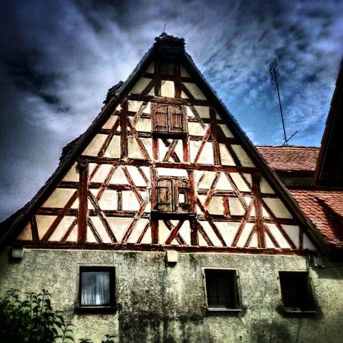 altes Bauernhaus in Altdorf bei Nürnberg Old House Abandoned Deutschland Bavaria Franken Architecture