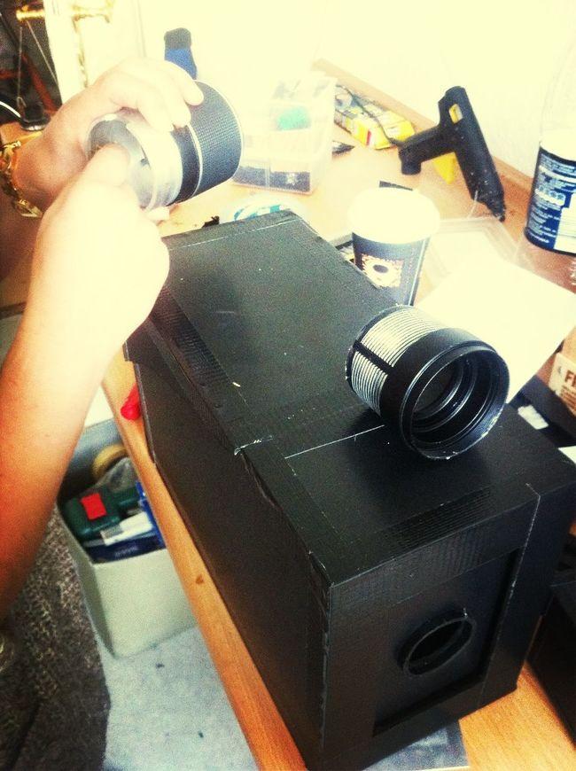 Making A Cam