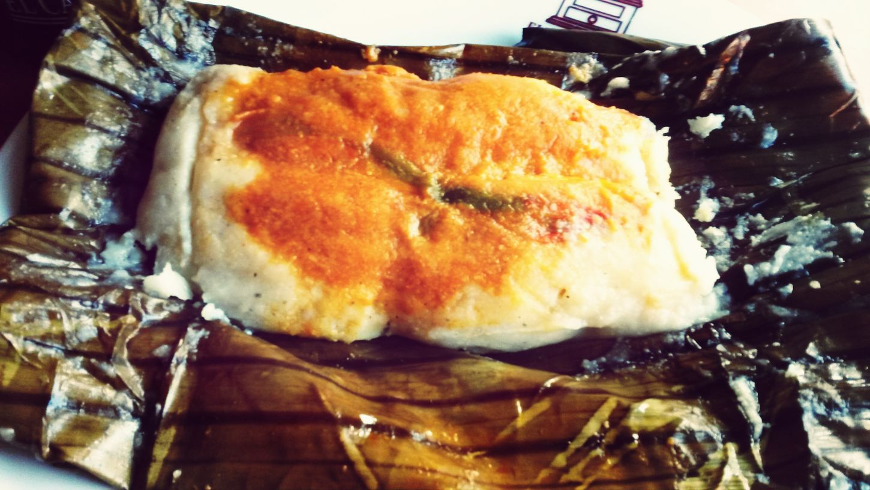 Tamales In My Mouf Season Food Guate