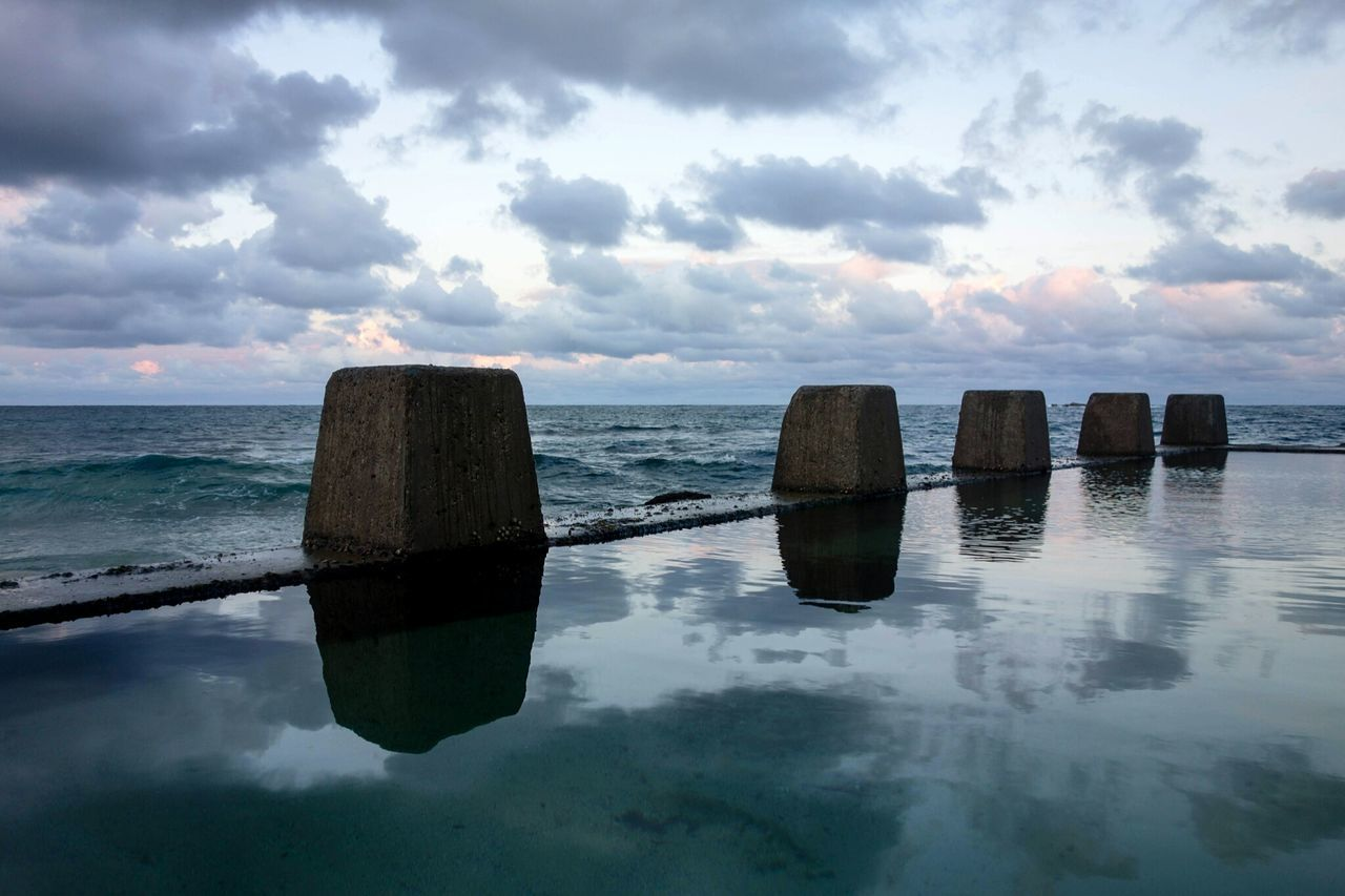 Beautiful stock photos of cloud, Beauty In Nature, Cloud - Sky, Horizon Over Water, Infinity Pool