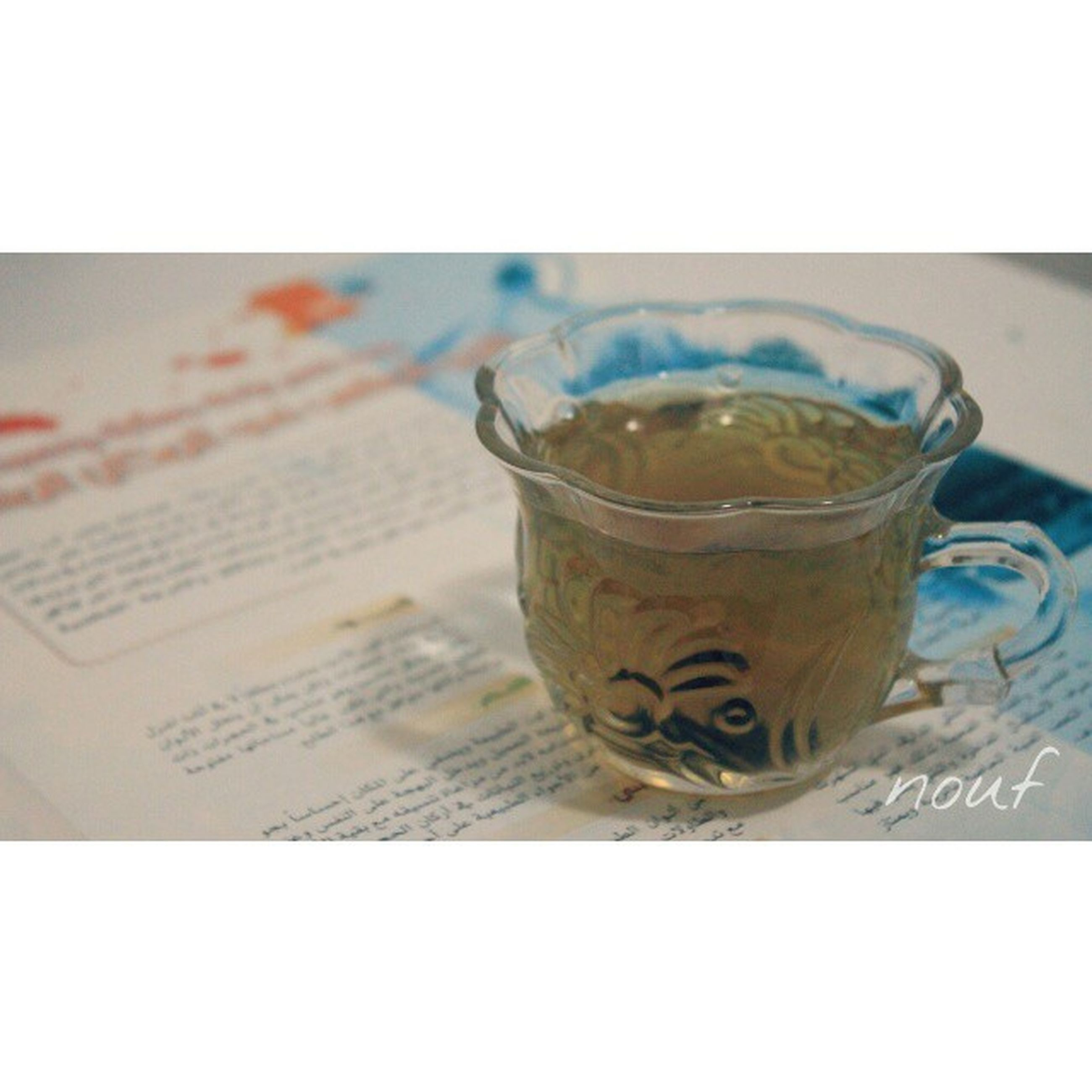 drink, indoors, food and drink, refreshment, table, transfer print, still life, drinking glass, close-up, auto post production filter, freshness, glass - material, text, coffee cup, transparent, glass, alcohol, coffee - drink, western script, no people