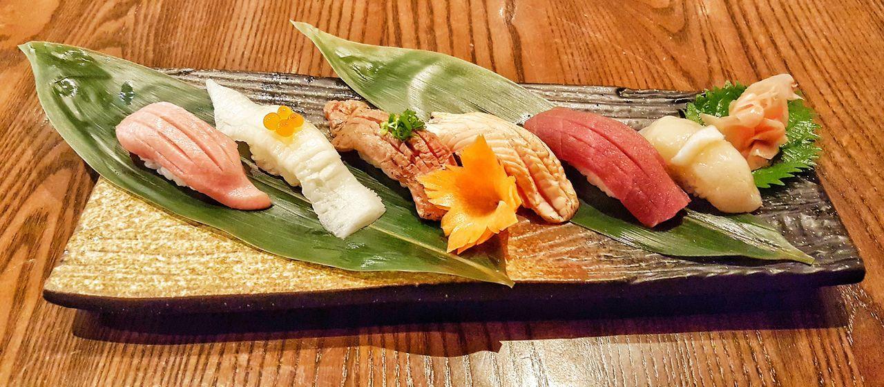 lunch time Sushi Sushiden Sushi Lover Japanese Food