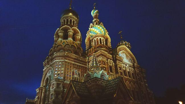 Church Travel Tourism Religion Saint Petersburg Architecture History Famous Place