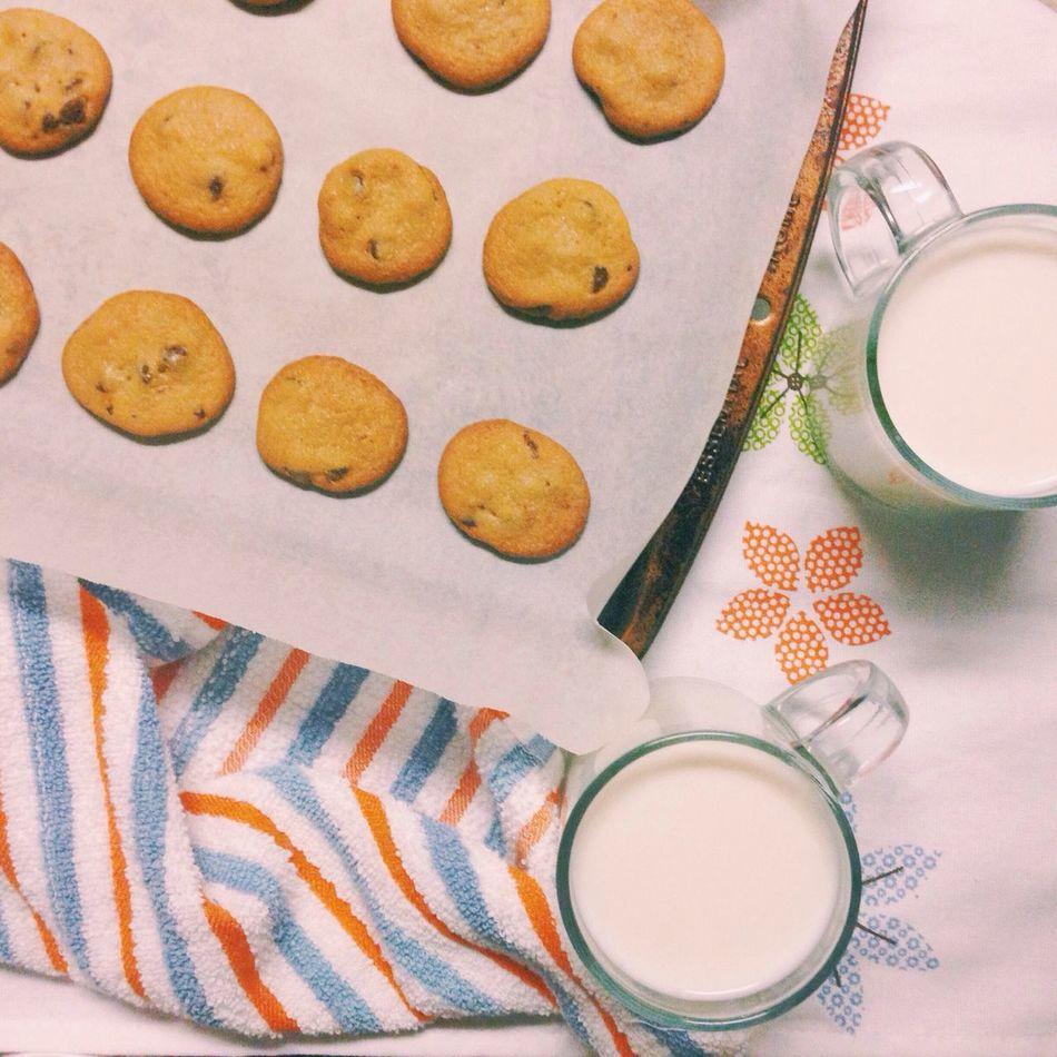 Beautiful stock photos of cookies, Biscuit, Brown, Close-Up, Cookies