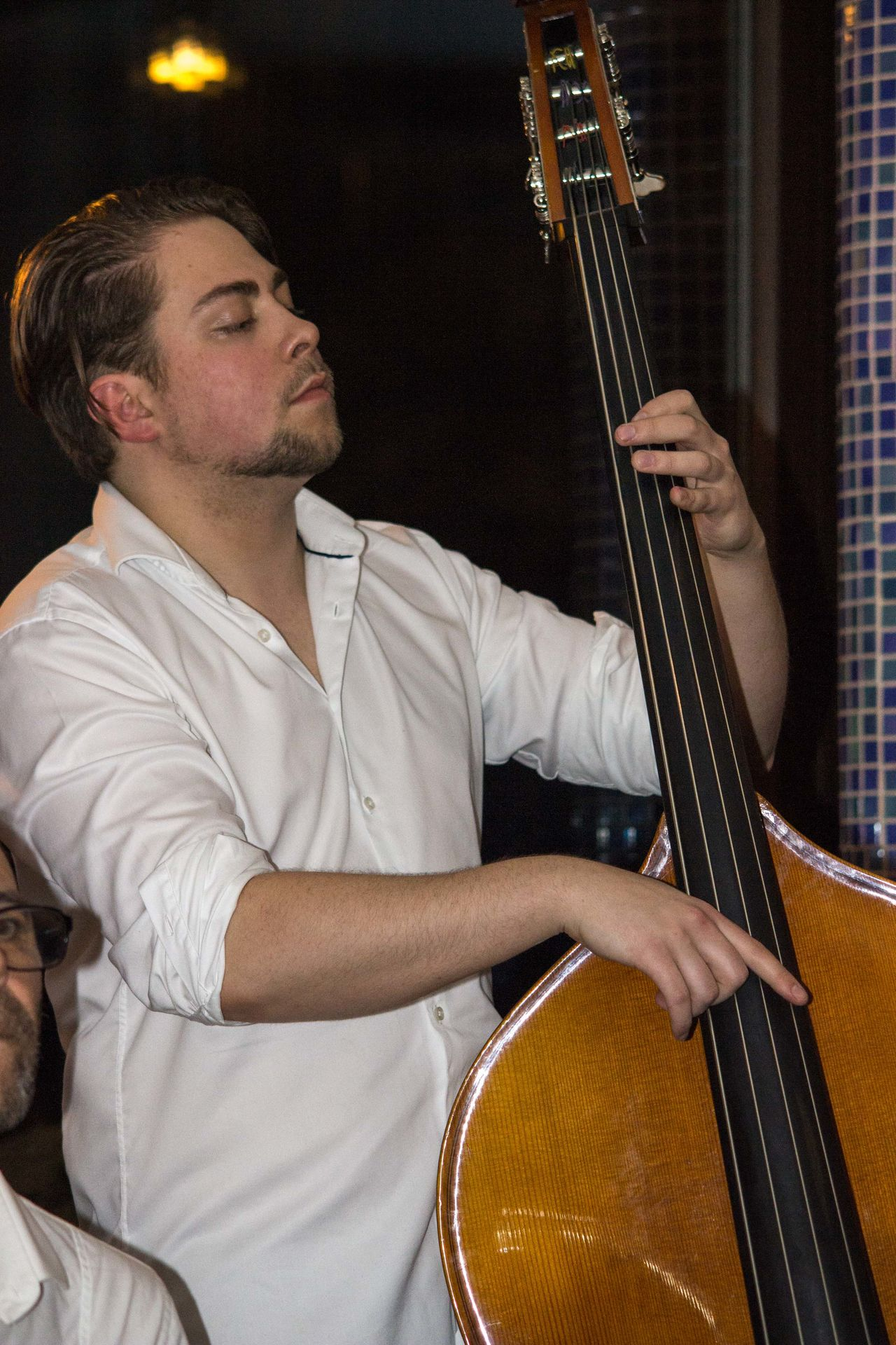 Bass Bassist Concert Concert Photography Https://bandnamedjacob.wordpress.com Jacob Konzert Live Live Music Men Michael Goldmann Music Music Musical Instrument Musician Musiker One Man Only One Person Playing
