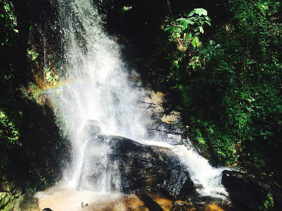 Nature Water Beauty In Nature Motion Splashing Outdoors No People Waterfall Day