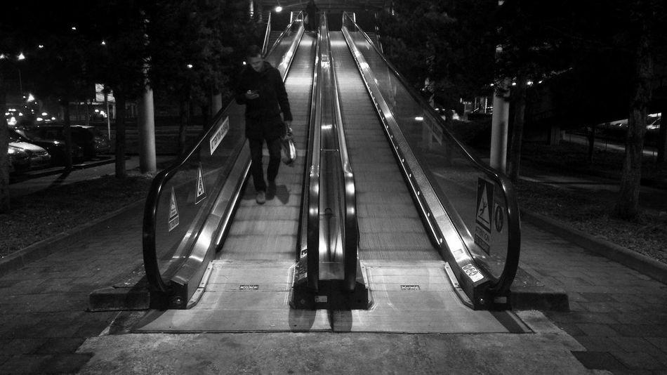 Massy Night Streetphotography Blackandwhite Daily Life France