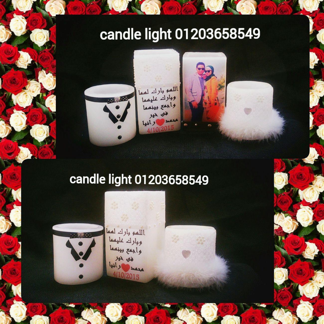 مصممة الشموع فاتن احمد Candle Light. شموع الفرح 😍 💖 💗