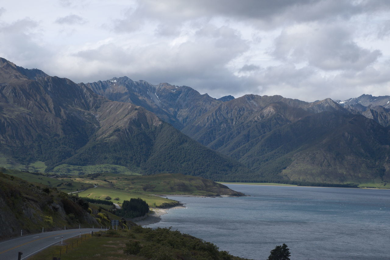 Beauty In Nature New Zealand Impressions New Zealand New Zealand Scenery Mountain South Island New Zealand Nature Photography View From Street