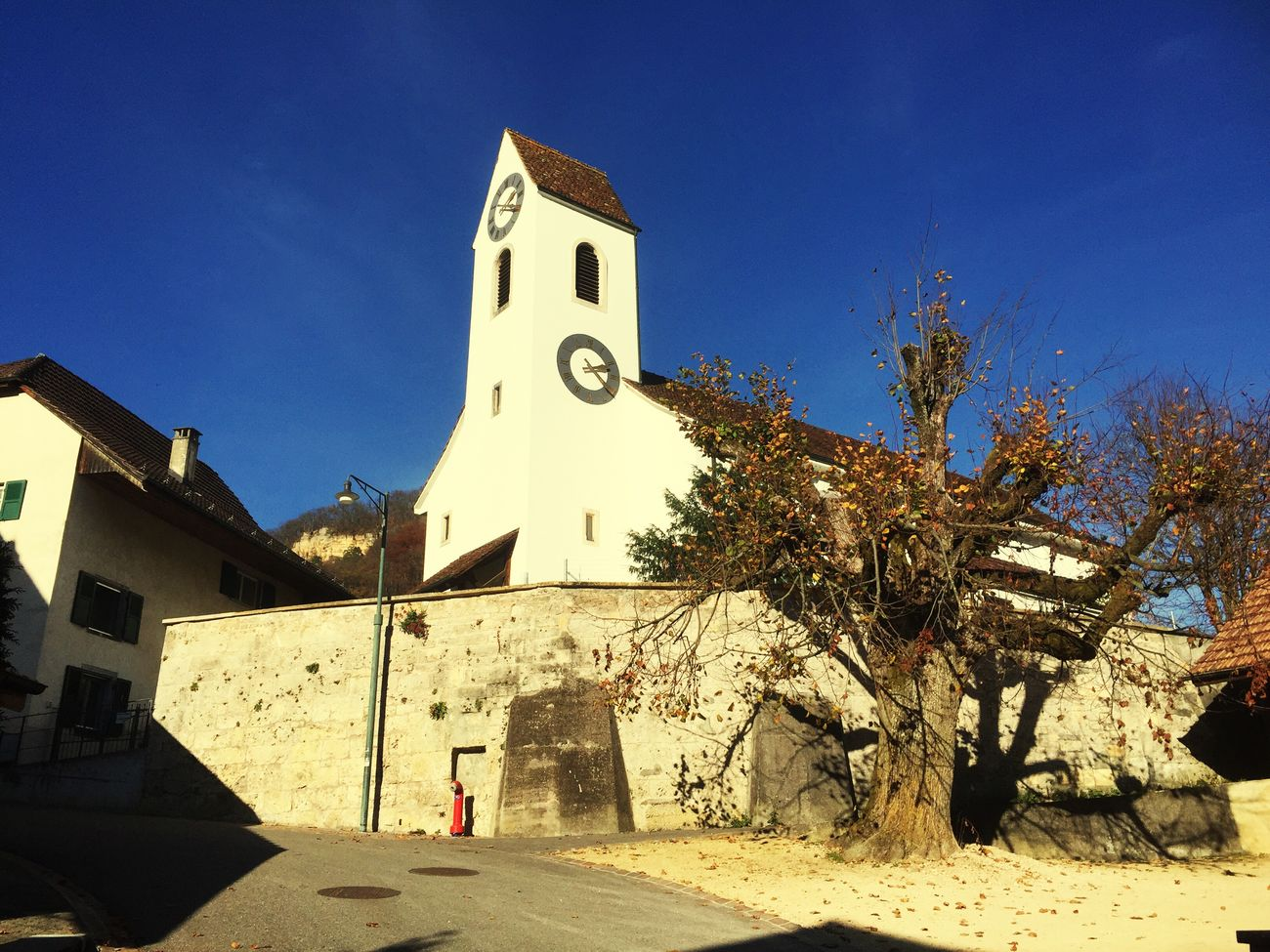 Switzerland Rothenfluh Church Place Of Origin