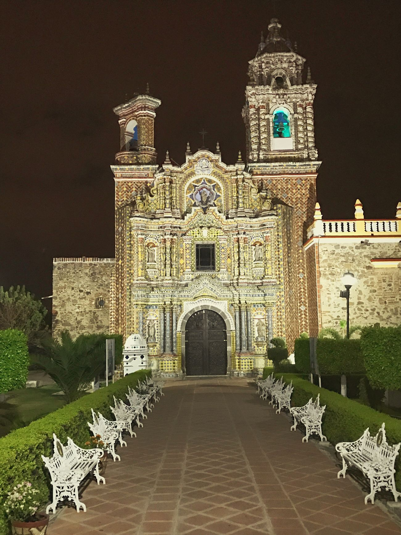 Pueblomagico Culture Mexico De Mis Amores Raíces Night First Eyeem Photo