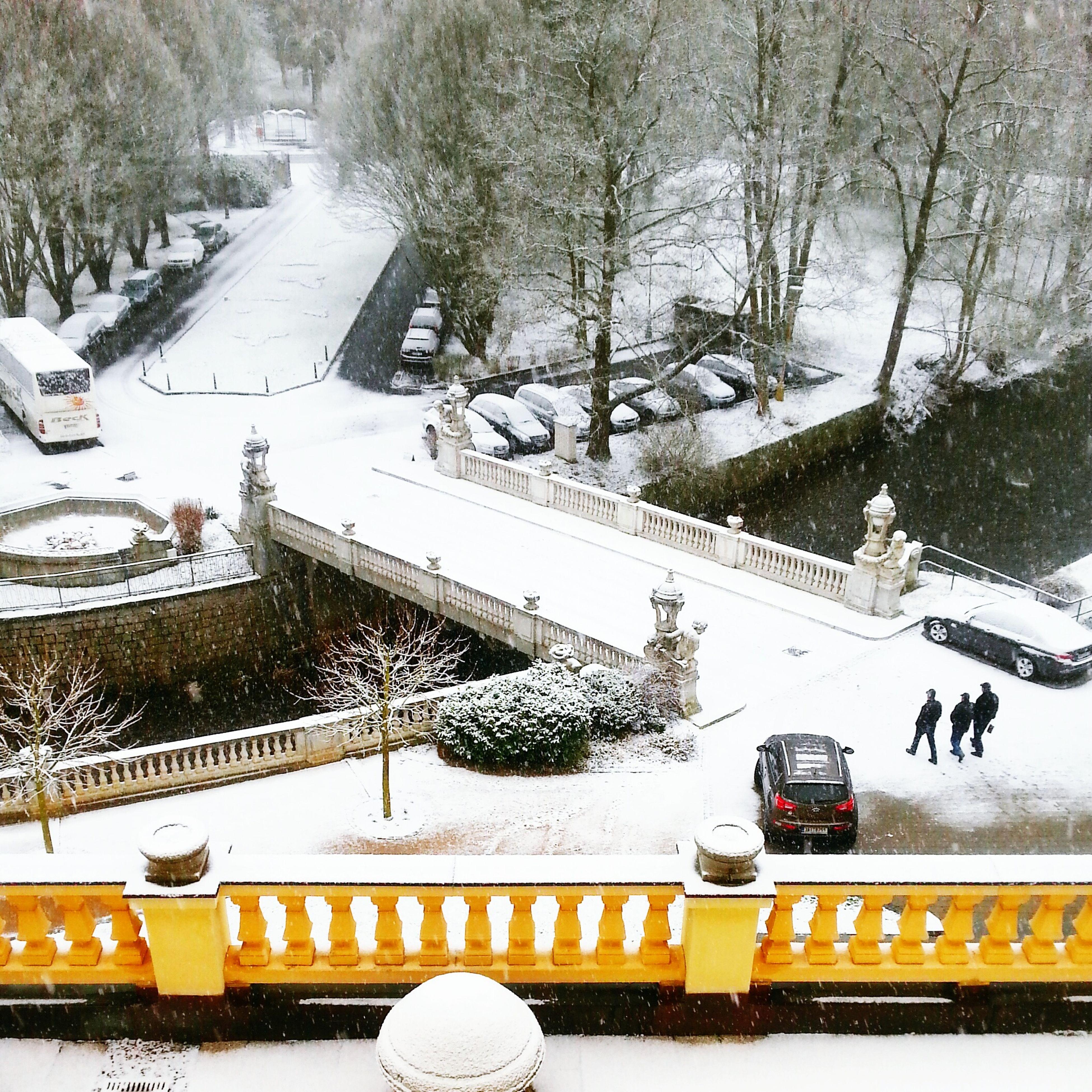 I woke up to this? Wintermornings NothingButSnow Getaway  Inlove EuropeanWinter Karlovyvary Myviewrightnow