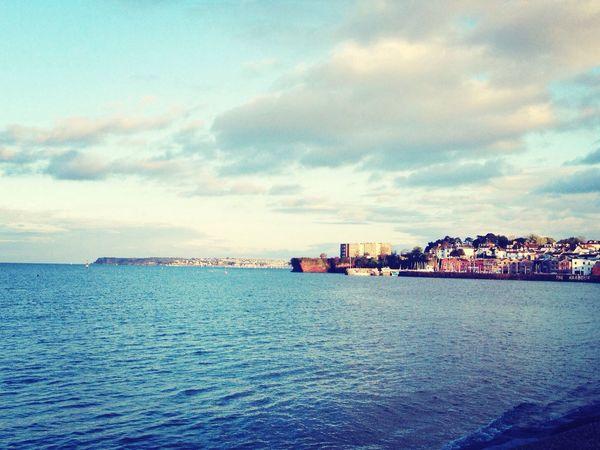 Landscape Beautiful Sea