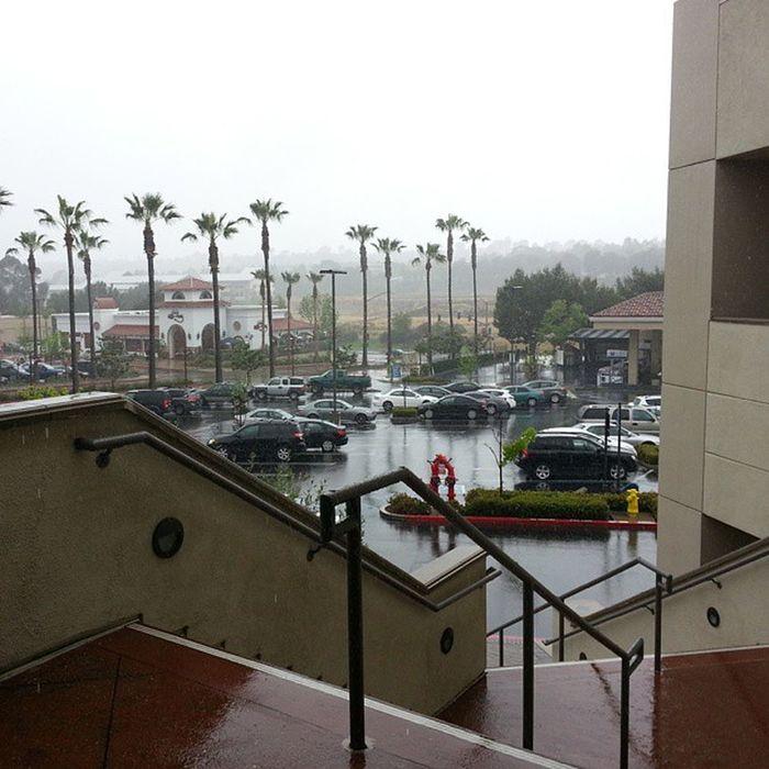 When it rains out pours Delmar  Ihaterain