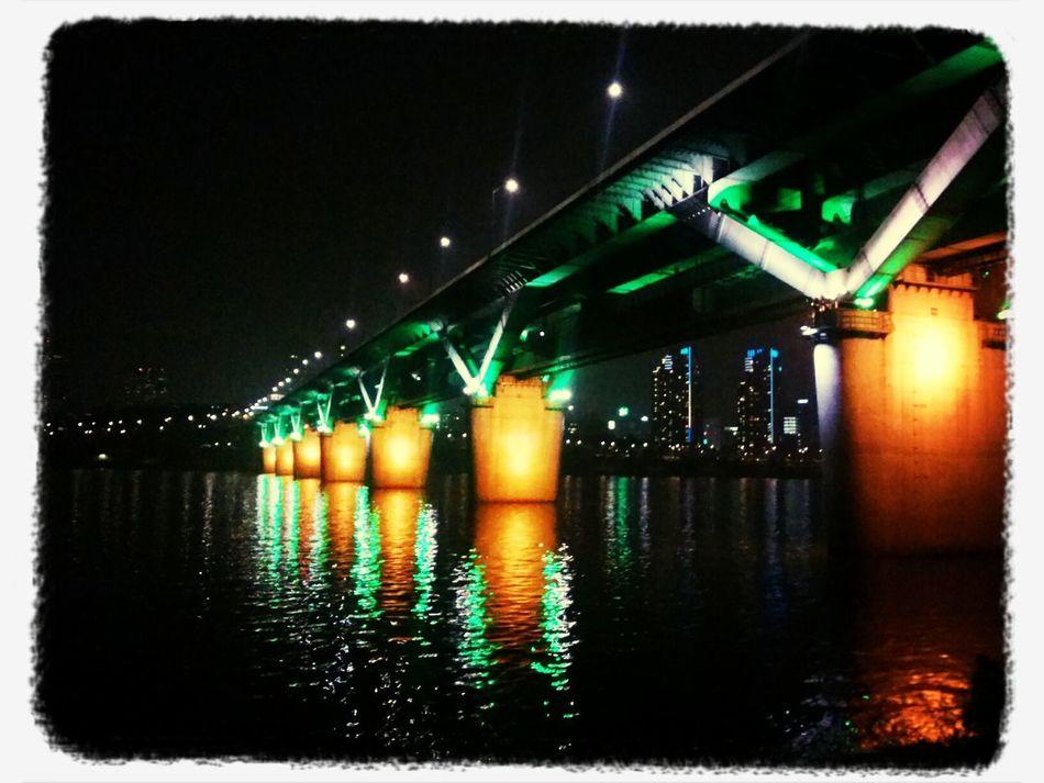 Bridge Night Lightsli