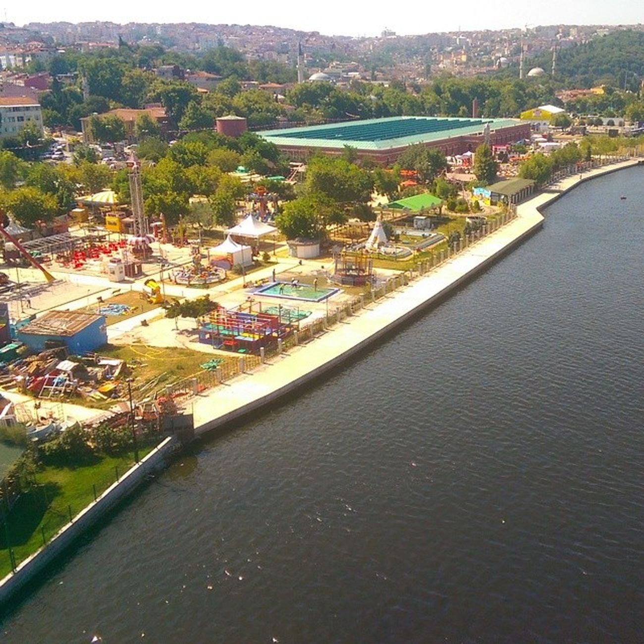 Eyüpsultan  Feshane Ramadan  Ramazan istanbul eyup city life halic goldenhorn nature manzara