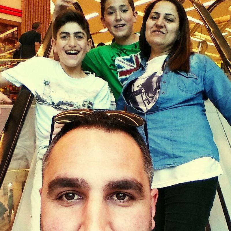 Istanbul Turkey Selfie Tepe Avm