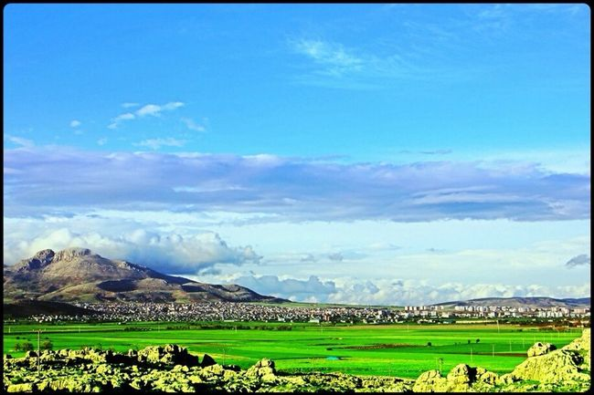 Hello World manzara