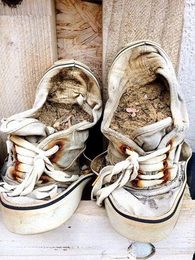 Old Shoe Cool Creative Day Beautiful Bestoftheday Photography Nice Photography Pale EyeEm Gallery EyeEmNewHere Eyeemphotography