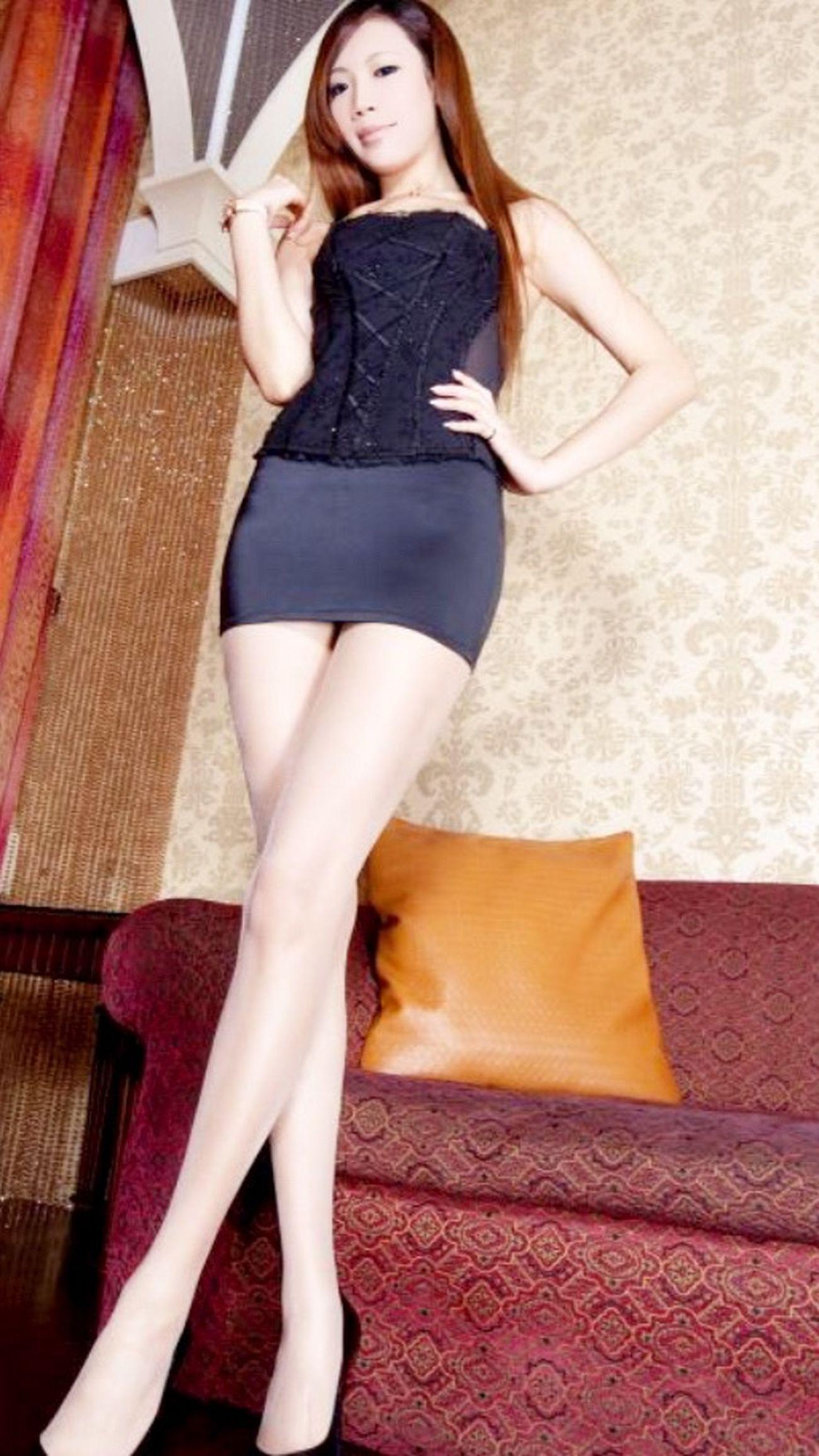 おはようございまーす セクシー お姉さん 春香 ミニスカ ミニスカート Japanese Girl Enjyoy Life Good Morning