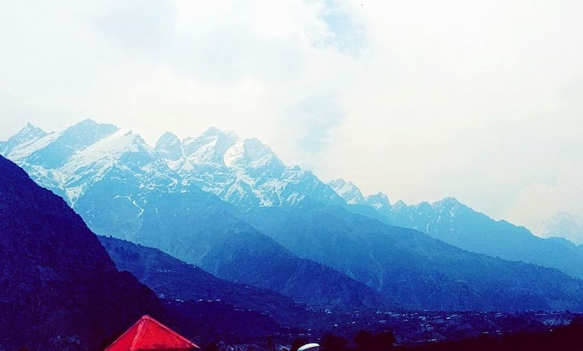 Himalayas Mountain Peak Beauty In Nature