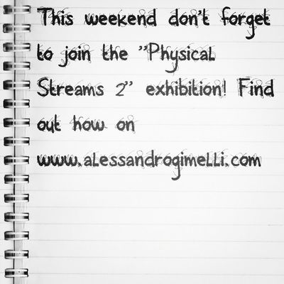 Physical Streams 2 at Loano by Alessandro Gimelli