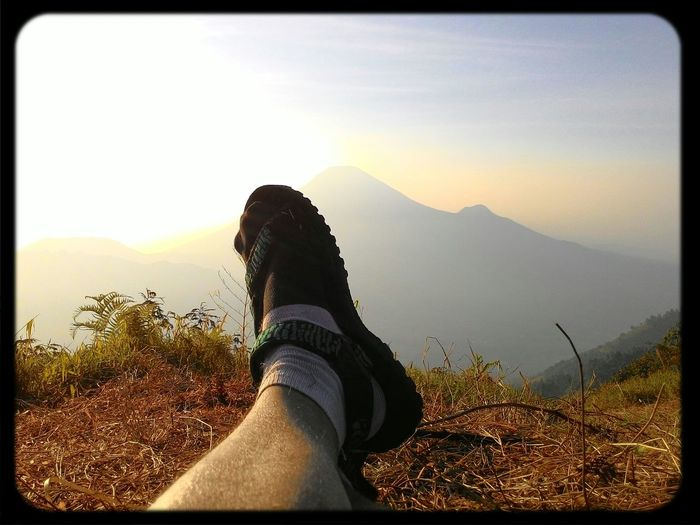 Nature of Indonesia , Mt.Sindoro 3153MDPL