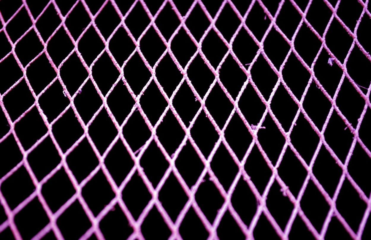 Wire nets Abstract Backgrounds Close-up Colors Full Frame Geometric Shape Metal Wire No People Outline Pattern Repetition Shadow Shape